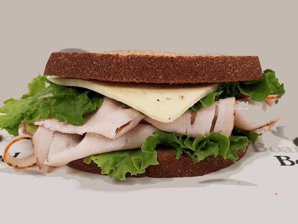 Cape Codder Sandwich