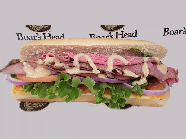 CC Bear Sandwich