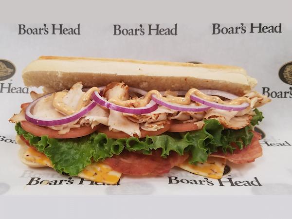 Great White Shark Sandwich