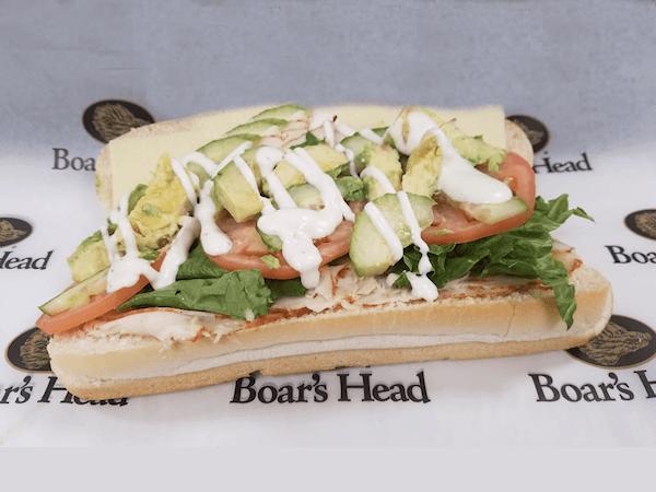 Wicked Cool Sandwich