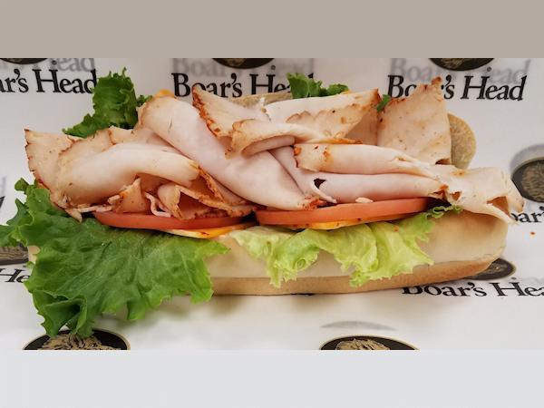 Wicked Hot Sandwich