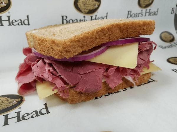 Brewster Sandwich