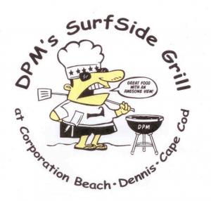 Sufside Grill Sticker
